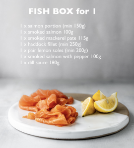Fish Box for 1