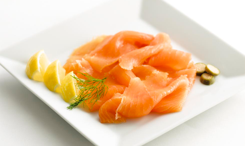 100g Traditional Smoked Salmon