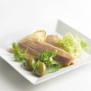 Hot Smoked Trout Twin pack