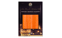 200g Whisky Smoked Salmon