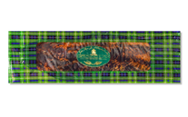 Gravadlax - sliced side