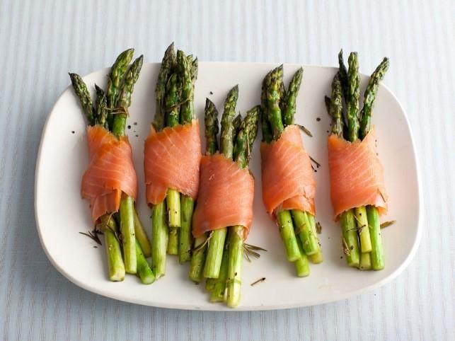 Asparagus Recipes Bacon Wrapped Keto