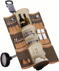 Gourmet Trotter Luxury Mobile Hamper