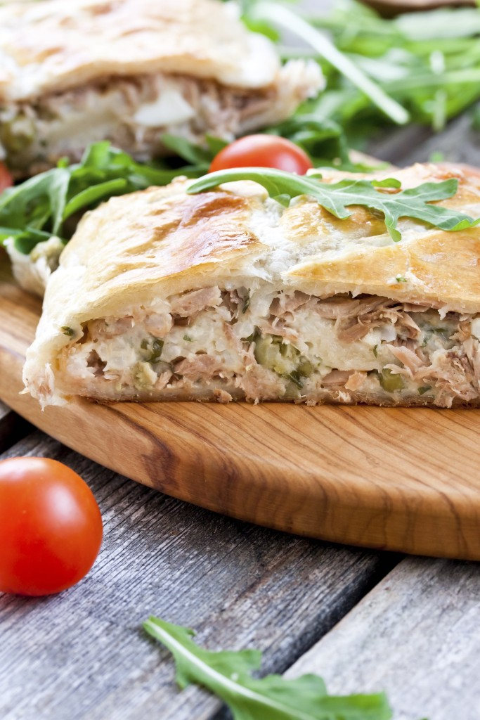 John Ross Jr celebrates Pie Week with its own choice of smoked salmon pie recipes