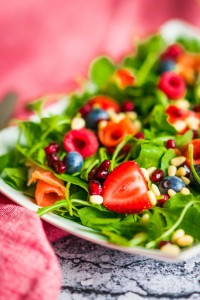 Summer salads: tasty, healthy and ideal for that perfect picnic